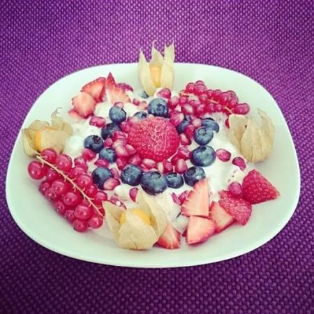 Feast yourself, mit frischen Früchten!